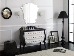 - Tufted vanity unit with drawers VINTAGE 01 - LEGNOBAGNO
