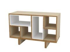 - Wooden sideboard MÉLI-MÉLO | Sideboard - MALHERBE EDITION