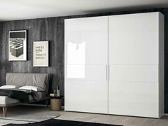 - Lacquered wardrobe with sliding doors EMOTION SCORREVOLE 4 - Dall'Agnese