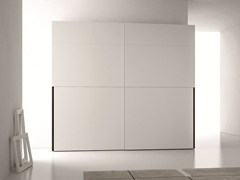 - Lacquered wardrobe with sliding doors EMOTION SCORREVOLE 6 - Dall'Agnese
