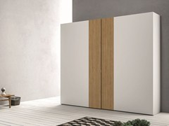 - Lacquered wardrobe with sliding doors EMOTION SCORREVOLE 8 - 9 - Dall'Agnese