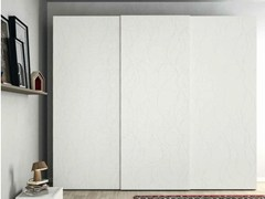 - Lacquered oak wardrobe with sliding doors EMOTION SCORREVOLE 16 - Dall'Agnese