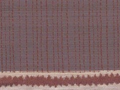- Striped washable fabric GEORGIANA - KOHRO
