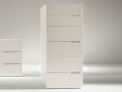 - Lacquered chest of drawers ASOLA | Lacquered chest of drawers - Dall'Agnese
