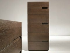 - Oak chest of drawers ASOLA | Oak chest of drawers - Dall'Agnese