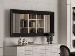 Specchio rettangolare con cornice