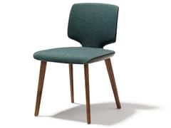 - Upholstered fabric chair AYE | Fabric chair - TEAM 7 Natürlich Wohnen