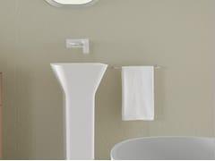 - Metal towel rack FLUENT | Towel rail - INBANI