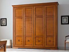- Cherry wood wardrobe BOHEMIA | Wardrobe - Dall'Agnese