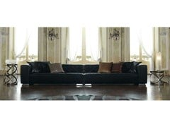 - Sectional leather sofa BEAUTY | Leather sofa - Formenti