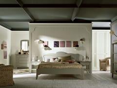 - Spruce bedroom set NUOVO MONDO N04 - Scandola Mobili
