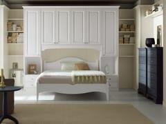 - Spruce bedroom set NUOVO MONDO N10 - Scandola Mobili