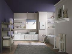 - Spruce bathroom furniture set NUOVO MONDO N17 - Scandola Mobili