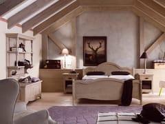 - Wooden bedroom set TABIÀ T06 - Scandola Mobili