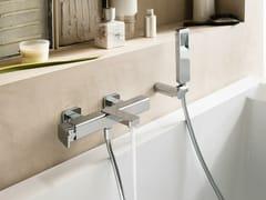 Miscelatore per vasca a muro con doccettaLOOP | Miscelatore per vasca - CARLO NOBILI RUBINETTERIE