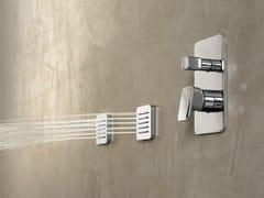 Soffione laterale da incassoFREE SHOWER | Soffione laterale - CARLO NOBILI RUBINETTERIE