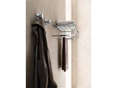 Porta asciugamani in metalloLOOP | Porta asciugamani - CARLO NOBILI RUBINETTERIE
