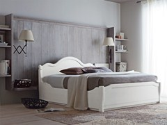 - Wooden bedroom set NUOVO MONDO N08 - Scandola Mobili