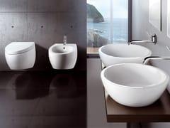 Arredo bagno completo in ceramicaOVAL - A. E T. ITALIA
