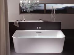 - Enamelled steel bathtub BETTEART I - Bette