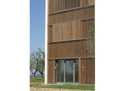 - Wooden Sunscreening system for facade Wooden Sunscreening system for facade - STUDIO 66