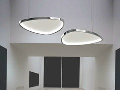 - LED pendant lamp with acoustic diffusor SOFT DELTA - Sattler