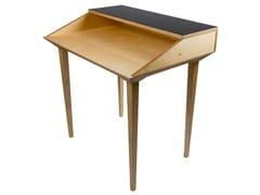 - Wooden secretary desk PUPITRE P | 2 - MALHERBE EDITION