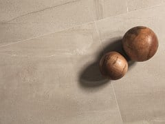 - Flooring with stone effect BASALTINA SAND - ARIOSTEA