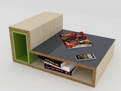 - Rectangular coffee table MÉLI-MÉLO | Coffee table - MALHERBE EDITION