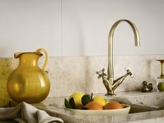 - 1 hole metal kitchen tap CARLOS PRIMERO | 1 hole kitchen tap - Carlo Nobili Rubinetterie