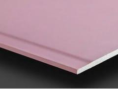 - Fireproof gypsum plasterboard PregyFlam BA15 - Siniat