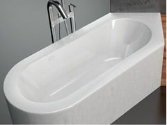 - Built-in enamelled steel bathtub BETTESTARLET III - Bette