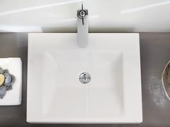 - Countertop enamelled steel washbasin BETTEAQUA | Countertop washbasin - Bette