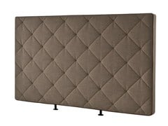 - High tufted upholstered fabric headboard BOXSPRING SUITE DESIGN | Tufted headboard - Hülsta-Werke Hüls
