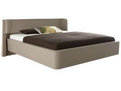- Upholstered suspended double bed SERA | Suspended bed - Hülsta-Werke Hüls