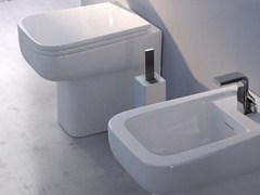 - Ceramic toilet COMO   Ceramic toilet - CERAMICA FLAMINIA