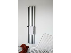 - Vertical wall-mounted decorative radiator SOHO BATHROOM - Tubes Radiatori