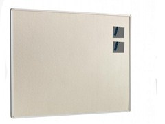 - Magnetic office whiteboard UNITI - Abstracta