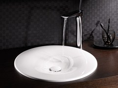 - Inset round single washbasin BETTEBOWL ROUND | Inset washbasin - Bette