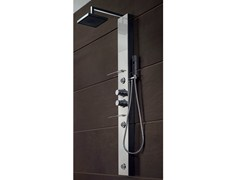 - Hydromassage multifunction shower panel BRIDGE | Shower panel - GRUPPO GEROMIN