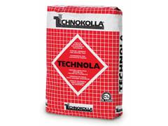 - Cement-based glue TECHNOLA - TECHNOKOLLA - Sika