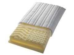 - Polyurethane foam pillow with removable cover AIR DREAM K 1000 - Hülsta-Werke Hüls