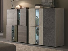 - Highboard with doors I-MODULART | Highboard with doors - Presotto Industrie Mobili