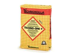 - Cement-based glue TECHNO-ONE+ - TECHNOKOLLA - Sika