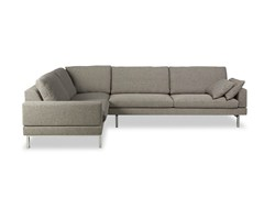 - Corner fabric sofa TIGRA | Fabric sofa - Jori