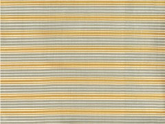 - Striped cotton fabric OBERLIN - KOHRO