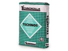 - Cement-based glue TECHNOS - TECHNOKOLLA - Sika