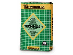 - Cement-based glue TECHNOS+ - TECHNOKOLLA - Sika