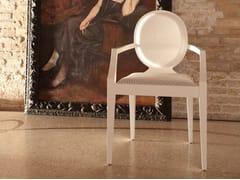 Sedia in legno con braccioliPOSITANO   Sedia con braccioli - COLLI CASA