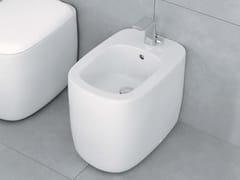 - Ceramic bidet MONO' | Bidet - CERAMICA FLAMINIA